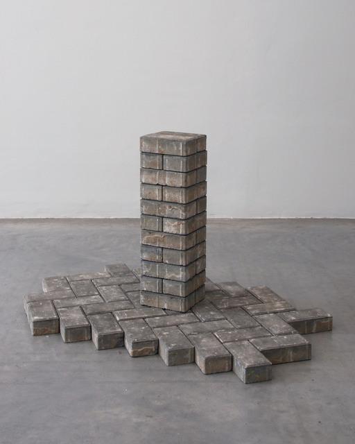 , 'Adventure: Capital,' 2015, Ronchini Gallery