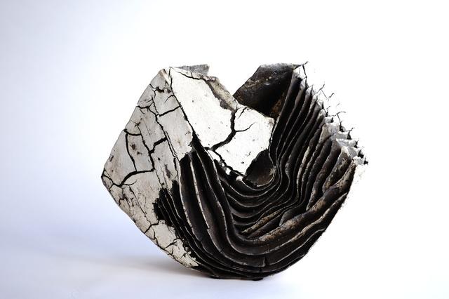 Yukiya Izumita 泉田之也, 'Sekisoh', 2019, Sculpture, Ceramic, Ippodo Gallery