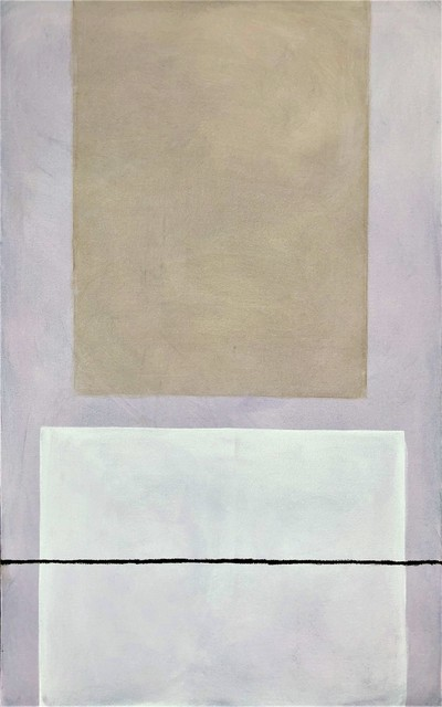, 'Violet Re-entry,' 2018, The George Gallery