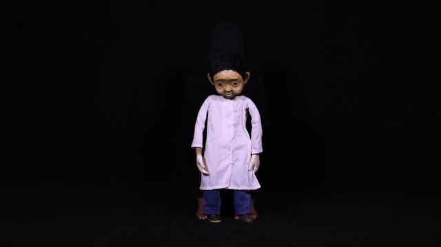 Dejan Kaludjerović, 'Je Suis Malade/ Indonesian Version feat. Si Tompel', 2017, Galerie Michaela Stock