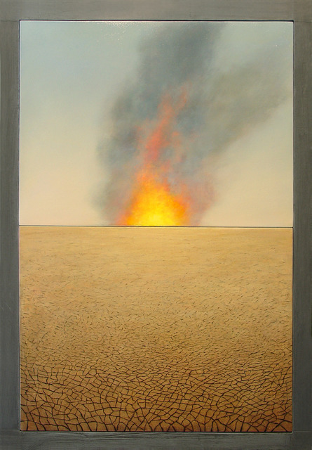 , 'Fire and Earth,' 2008, Nohra Haime Gallery