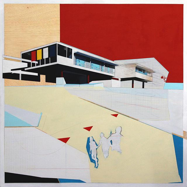, 'La Machine à Habiter II,' 2014, Victor Lope Arte Contemporaneo
