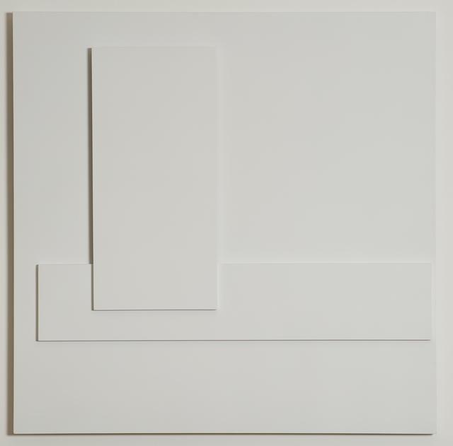 , 'v72-101 random objectivation,' 1972, Cortesi Gallery
