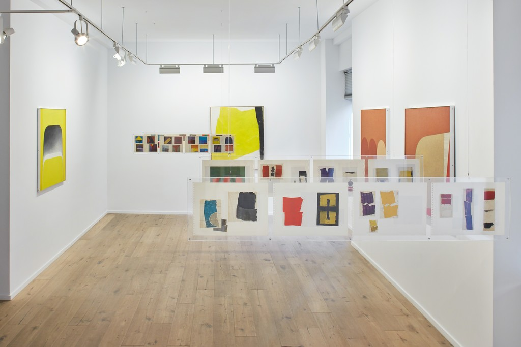 julio le parc: obras recentes [recent works], galeria nara roesler | rio de janeiro, 2018 -- exhibition view -- photo © Pat Kilgore -- courtesy of the artist and Galeria Nara Roesler