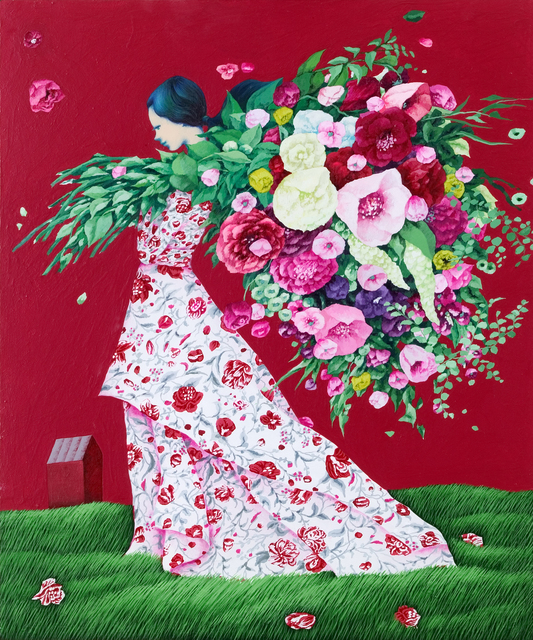 , 'Bad Flower Garden,' 2015, Sinmi Gallery