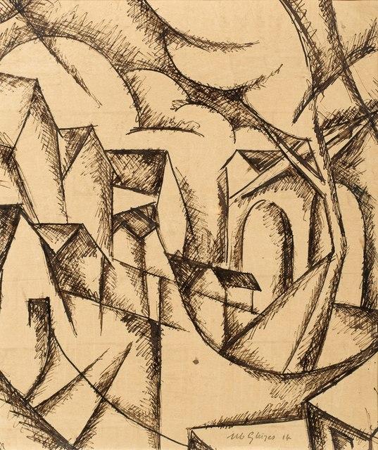 Albert Gleizes, 'Toul', 1914, BAILLY GALLERY