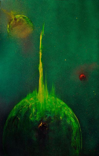 , 'Planet X,' 2017, IX Gallery