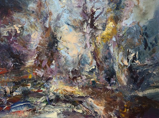 , 'Calendar's Tree #4,' 2017, Michael Gibson Gallery