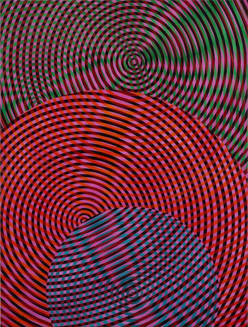 John Aslanidis, 'Sonic No. 71', 2018, MARS