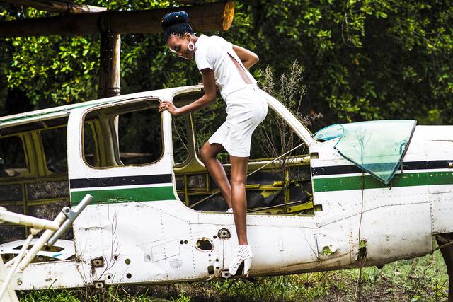 , 'Aeroplane chic,' 2016, Artscape