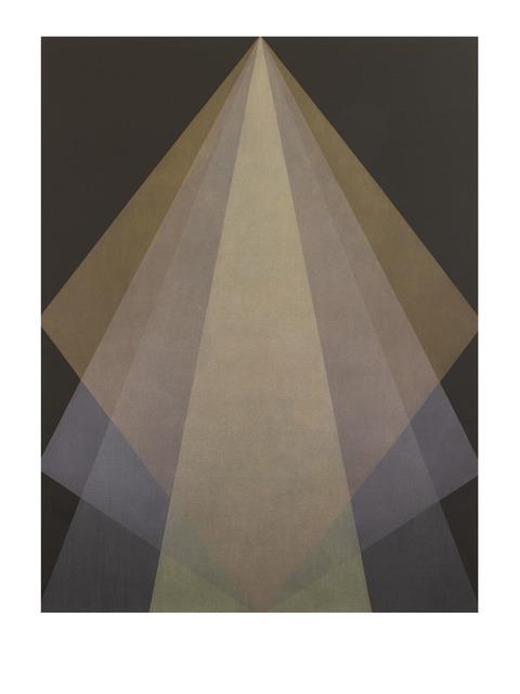 Gonzalo Lebrija, 'Veladura Nocturna (Henize 3-1475)', 2018, Kohn Gallery