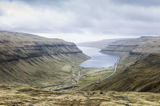 , 'Fjord, Faroe Islands,' 2013, Weinstein Gallery - Minneapolis