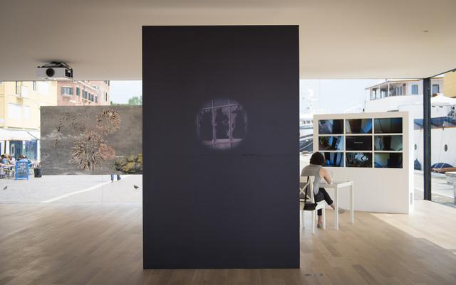 , 'Blind Spot,' 2014, PinchukArtCentre