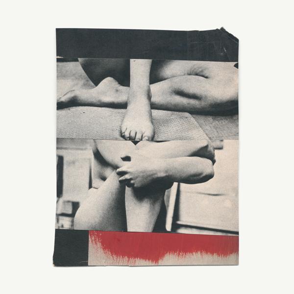 , 'Painted scenes 6,' 2017, Galerie Les filles du calvaire