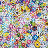 Takashi Murakami, 'When I Close My Eyes I See Shangri La', 2016, Dope! Gallery
