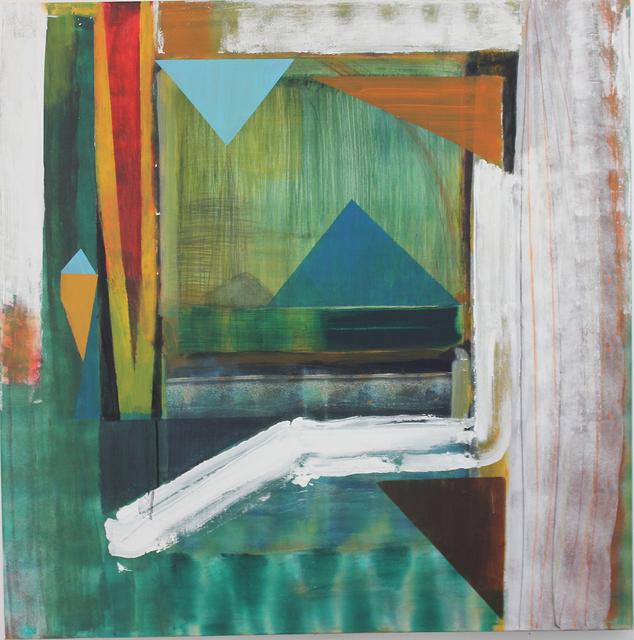 , 'Fleeing, Having Fled, Having Taken Flight,' 2016, Kalfayan Galleries