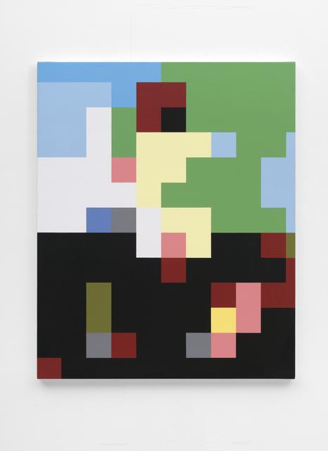 , 'Untitled (Roos),' 2008, FELD+HAUS
