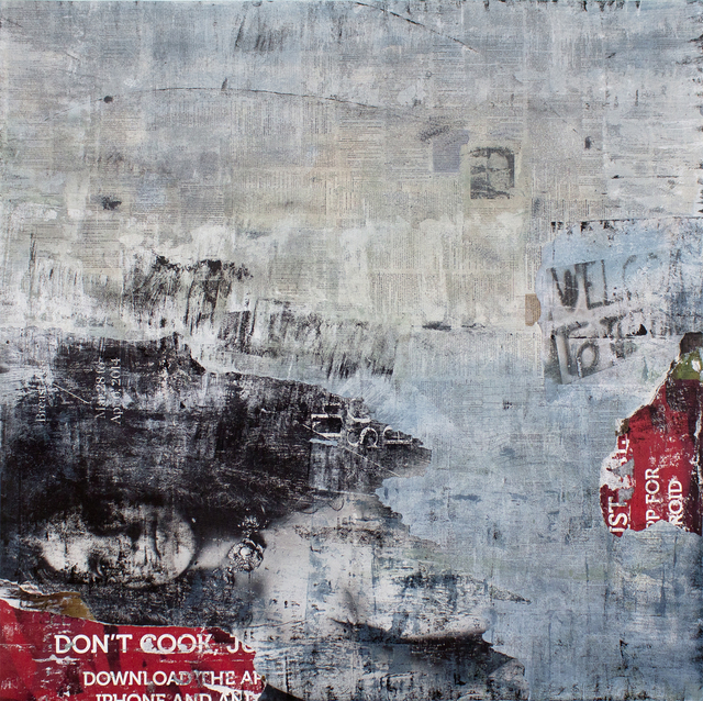 , 'Grace,' 2015, Muriel Guépin Gallery