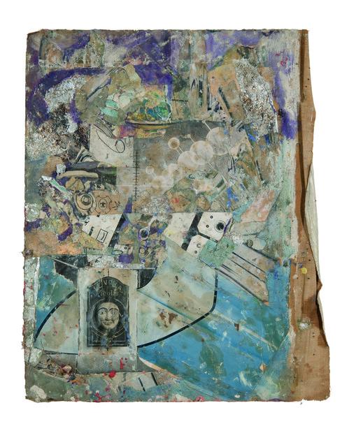 Jerry Jofen, 'Untitled #1', 1960s, International Collage Center