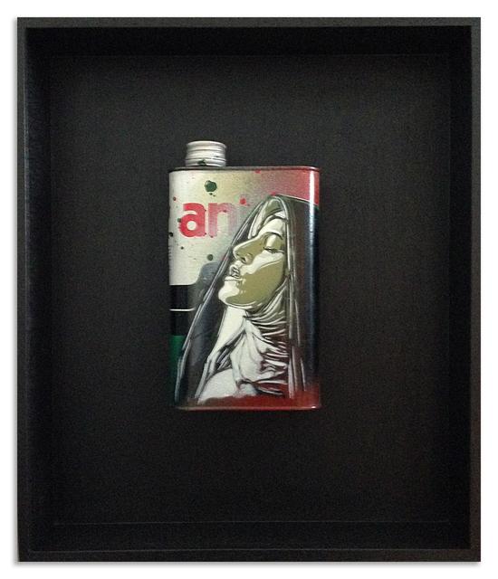 , 'Praying,' 2014, StolenSpace Gallery