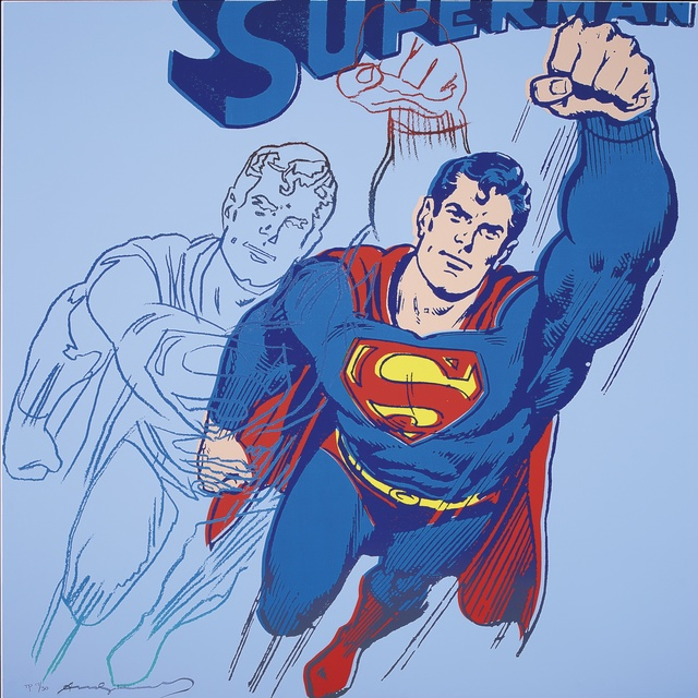 , 'Superman,' 1981, David Benrimon Fine Art