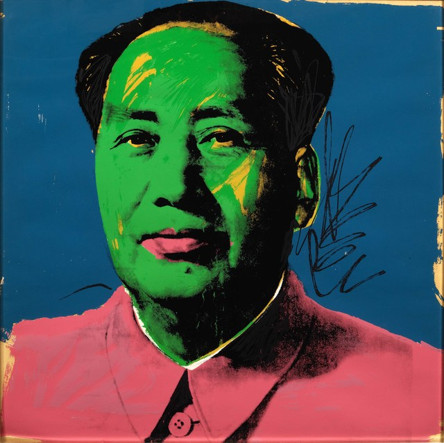 , 'Mao,' 1972, RUDOLF BUDJA GALLERY