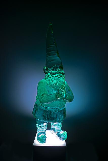 Sam Tufnell, 'Mini Ghost Gnome (Jade Green)', 2019, Marcel Katz Art