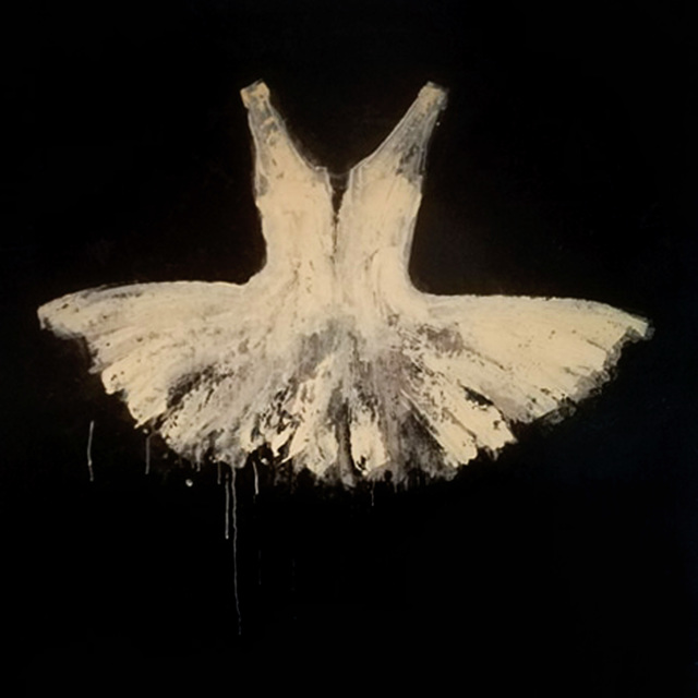 , 'New York Dress,' 2018, Galleria Ca' d'Oro