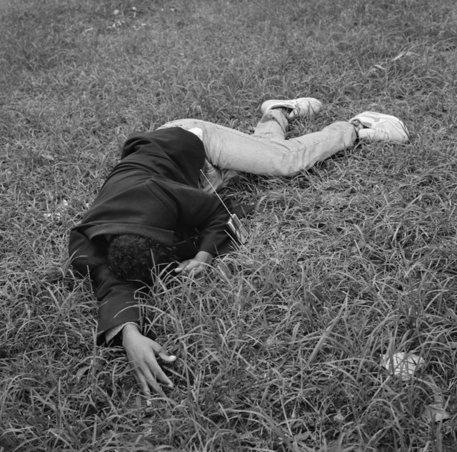 , 'Dormeur (The Sleepers) Série Jardin Public – Tangier, fig.2,' 2006, Pace/MacGill Gallery