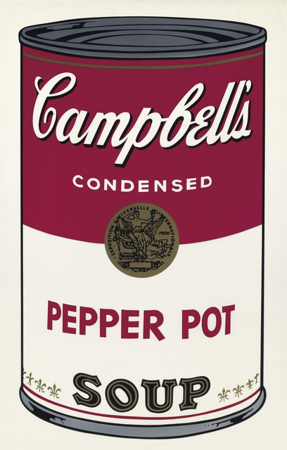 Andy Warhol, 'Pepper Pot, from Campbell's Soup I', 1968, Christie's