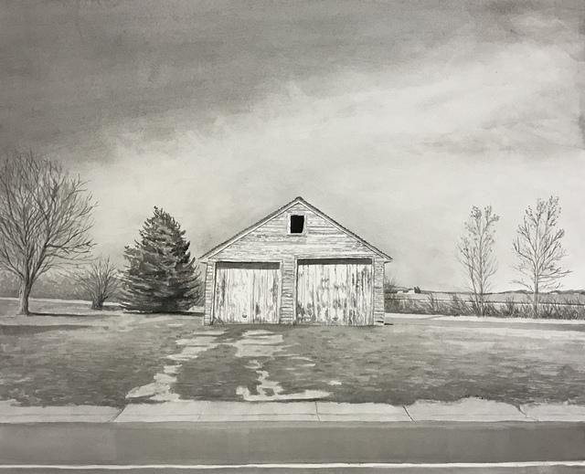 , 'Two Car Garage,' 2014, Burnet Fine Art & Advisory