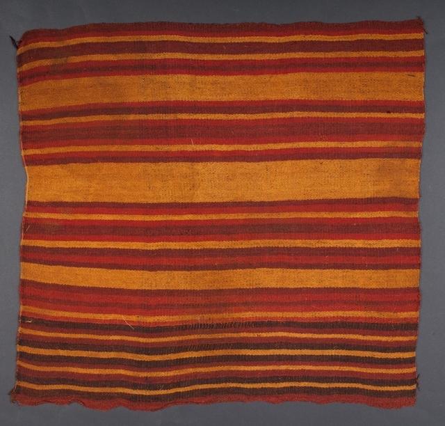 , 'Vivid Line Pattenered Nazca Textile,' 100 BCE-800, Muzeion Gallery