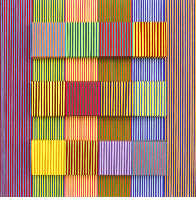 , 'Polychromy (Policromía),' 2015, Canale Diaz Art Center