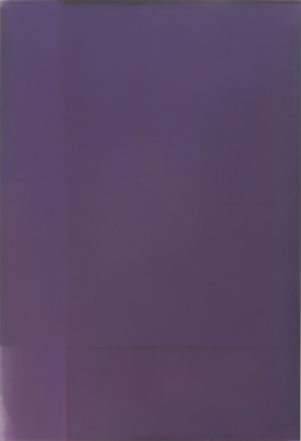 , 'Breathing Light - Violet in Violet,' 2017, Taguchi Fine Art