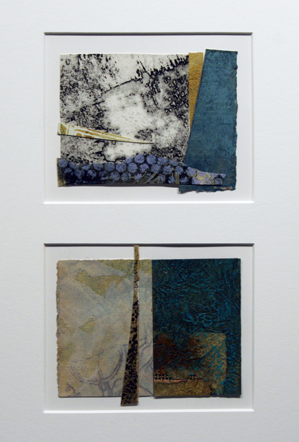 , 'Untitled Collage 30 + 56,' , Wallace Galleries