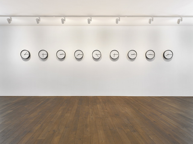 , 'Timepieces (Solar System),' 2014, Ingleby Gallery