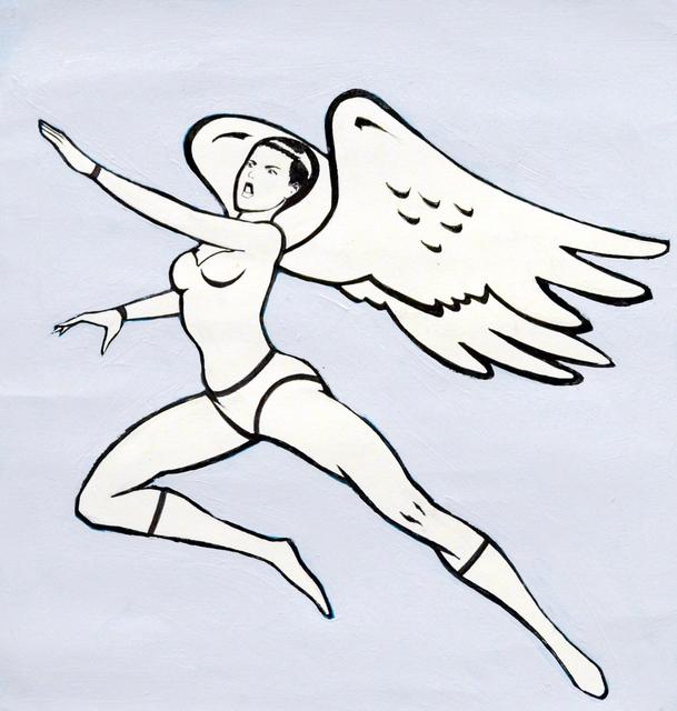 , 'The Vengeful Angel,' 2015, Fountain House Gallery