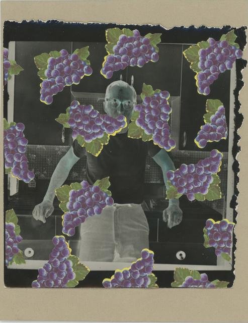 , 'Harold Allen, 9:57AM, 6 Sep 72; 23 Jan 73,' 1972-1973, Bruce Silverstein Gallery