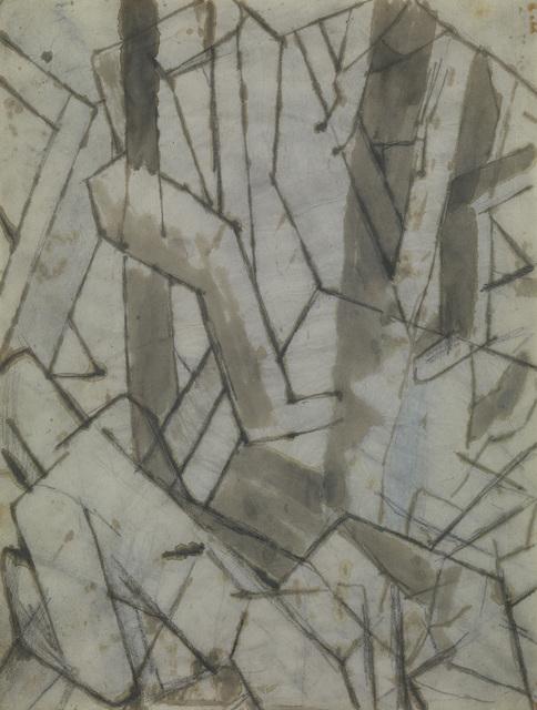 , 'Sappers at work,' 1919, Waterhouse & Dodd