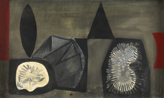, 'Composition with Organic Forms,' ca. 1955, Whitford Fine Art