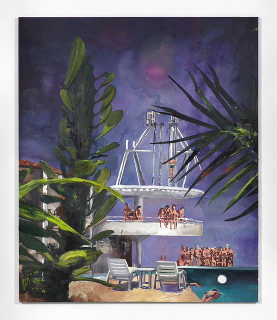 , 'Oasis of Calm Disputes,' 2015, Blain | Southern