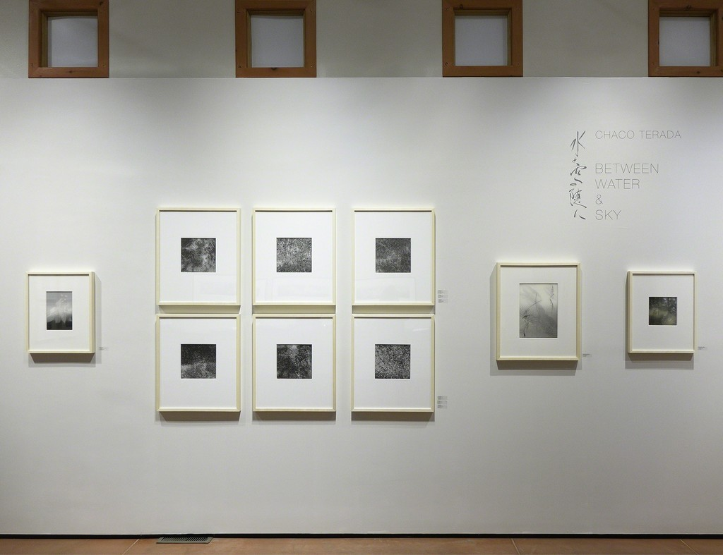 Main Wall – Chaco Terada installed at photo-eye Gallery, Santa Fe, NM.
