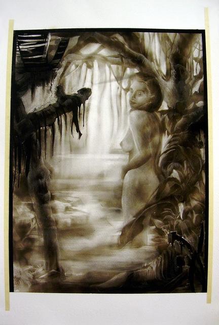 Daphne Arthur, 'Garden of Delights', 2012, The Agora Culture