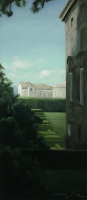 , 'Villa Lante ,' 2011, William Baczek Fine Arts