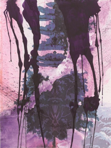 Julian Schnabel, 'Walt Whitmann', 2016, Podgorny Robinson Gallery
