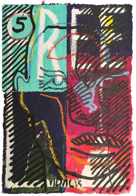 , 'Free No.5,' 2015, Tiwani Contemporary