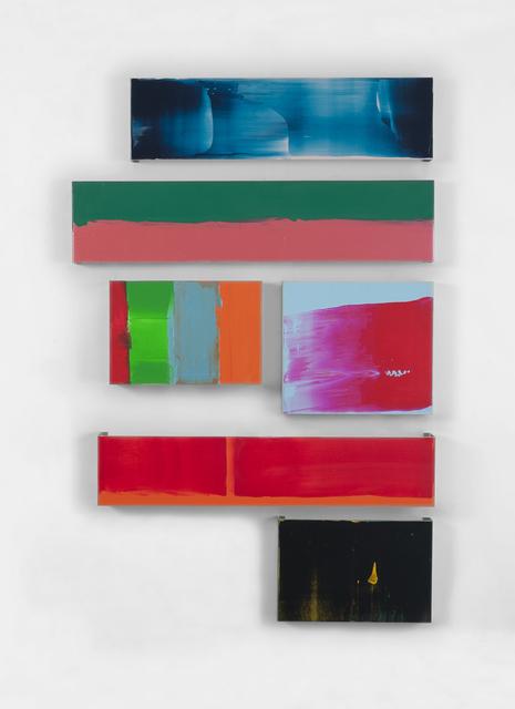 , 'On Target 02,' 2015, Luis Adelantado