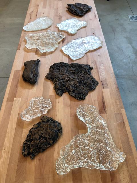 Kim Beck, 'Pothole Positives', 2019, Catharine Clark Gallery