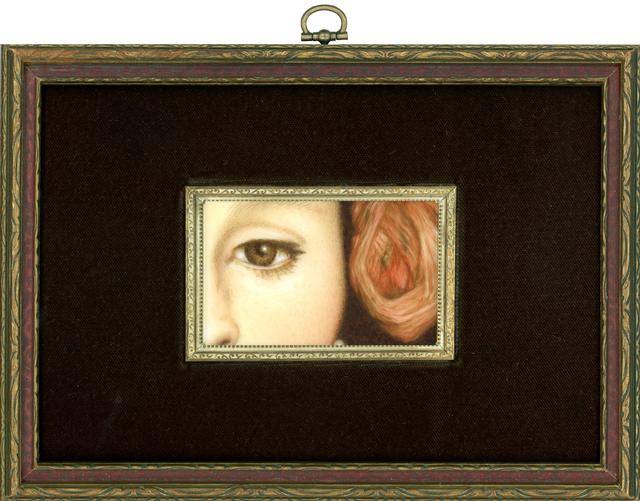 , 'Lover's Eye I- Victorine II (After Manet),' 2017, Clark Gallery