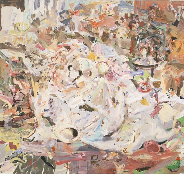 Cecily Brown, 'Memento Mori 1', 2006-2008, Gagosian